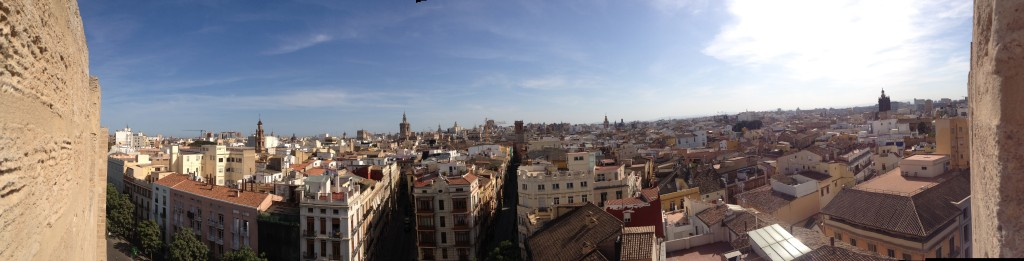 Valencia's Old City