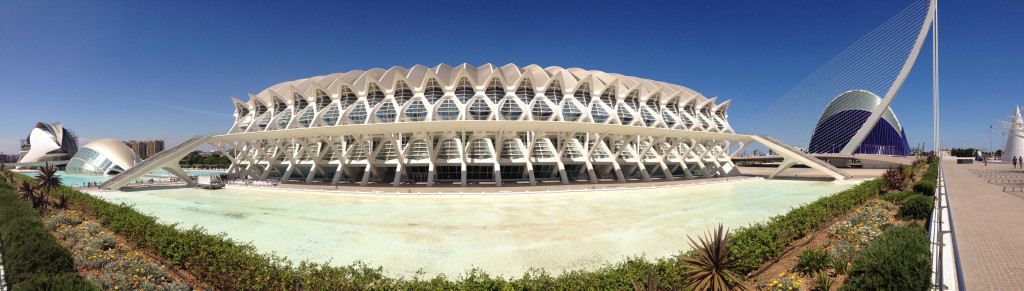 Valencia's City of Arts and Sciences